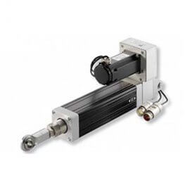 High precision electric cylinder