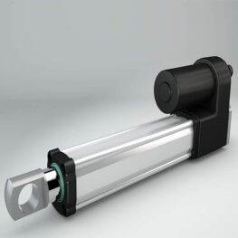 heavy duty solar tracker linear actuator