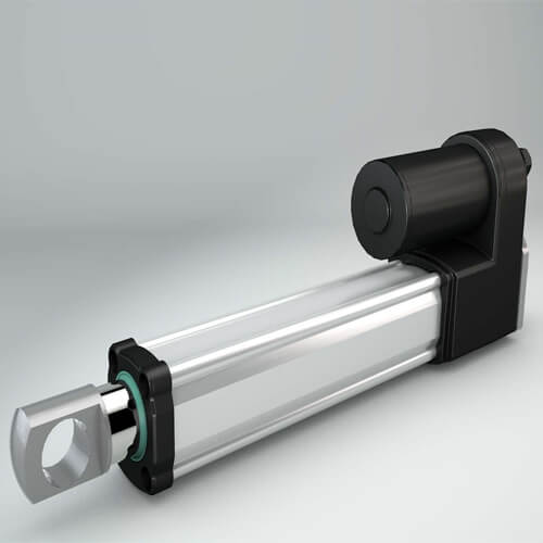 heavy duty solar tracker linear actuator