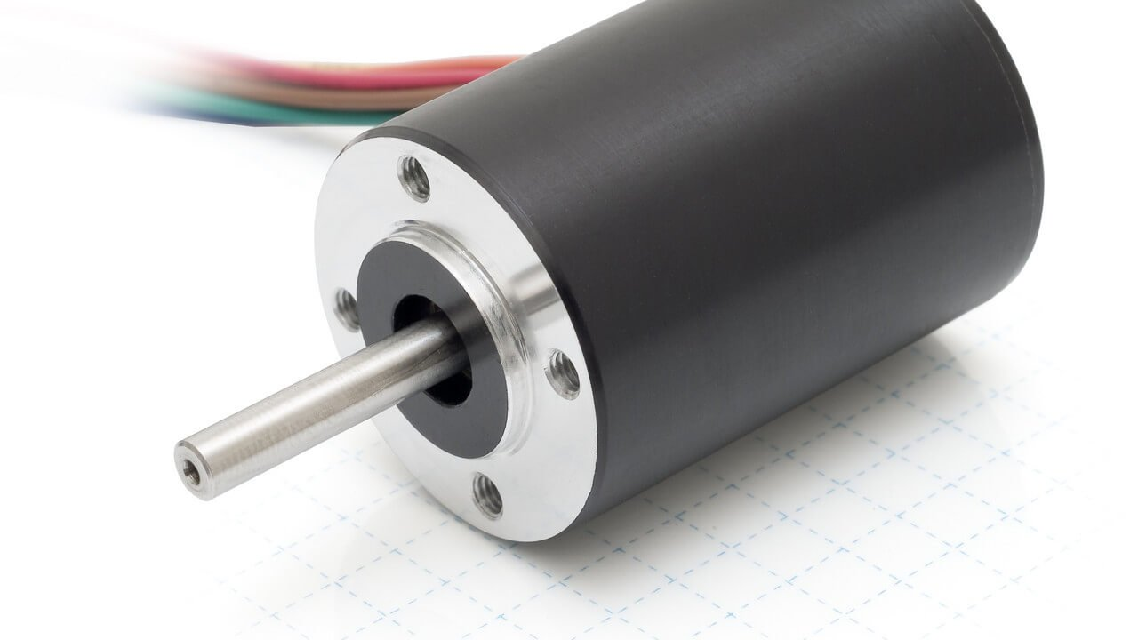 high torque DC motors