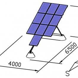 high quality solar tracker