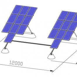 high quality solar tracking system